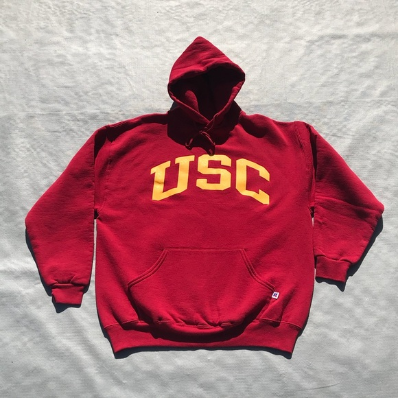 Russell Athletic Shirts Usc Trojans Hoodie Xl S Poshmark